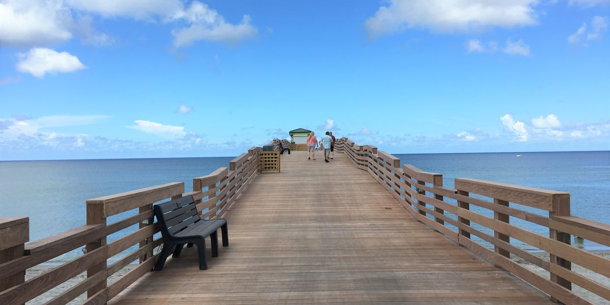 City of Venice fishing pier has re-opened to the public