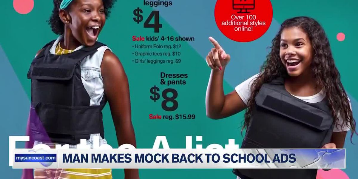FL Mock Back To School Ads