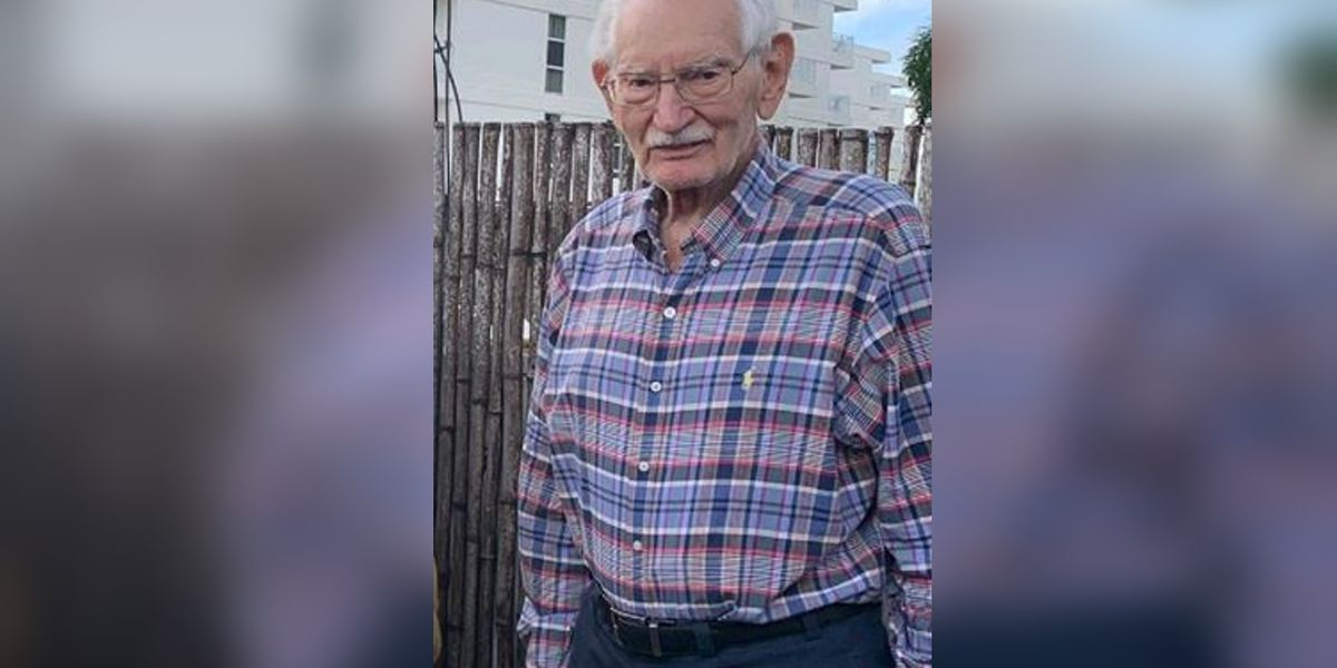 Calvin Erb, former president and founder of Sarasota Crime Stoppers, has died at the age of 89