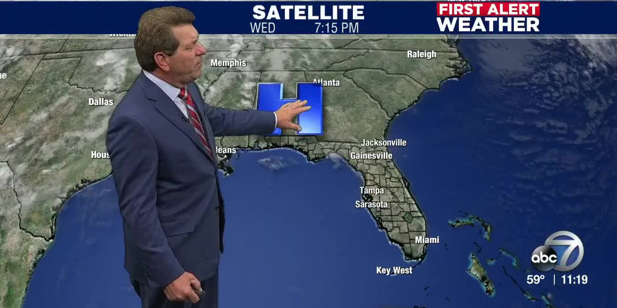 First Alert Weather - 11pm November 20, 2019