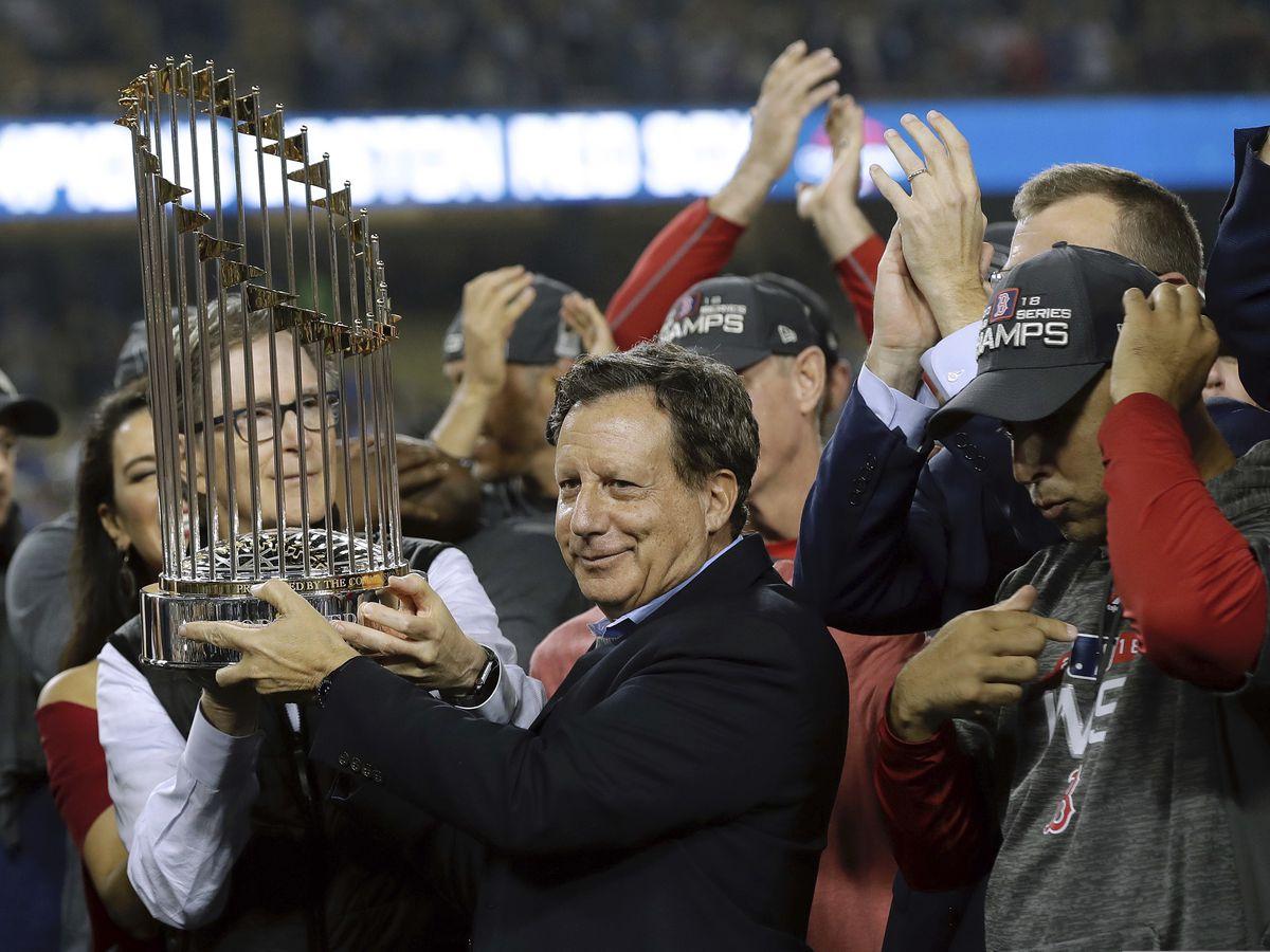 APNewsBreak: Champion Red Sox owe nearly $12M in luxury tax