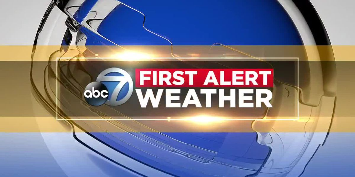 First Alert Weather - 12:00pm July 1, 2020