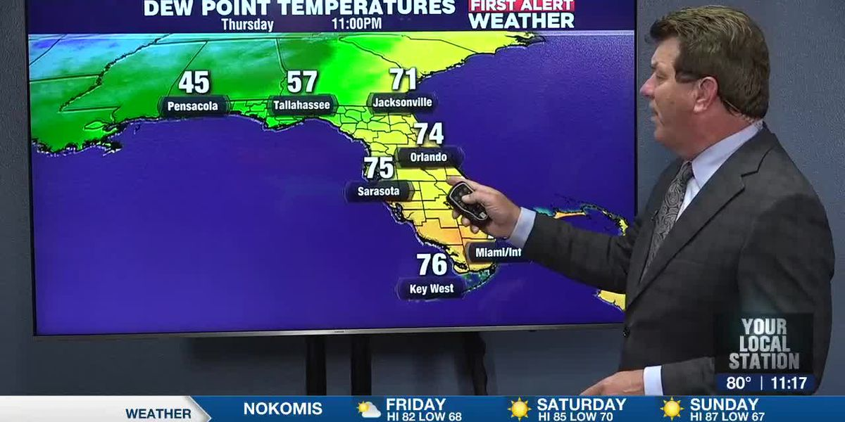 First Alert Weather - 11pm October 29, 2020