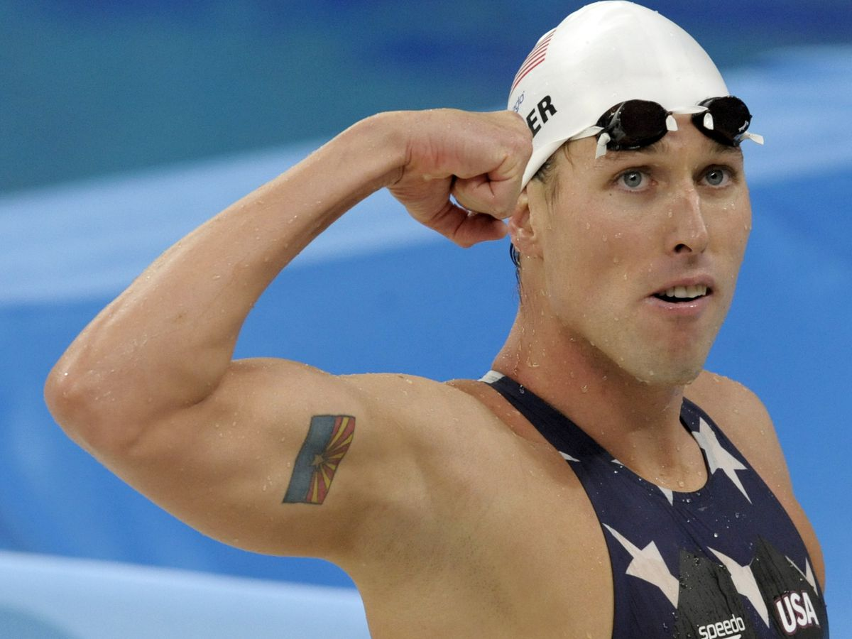 Olympic swimmer released but ordered to stay away from DC