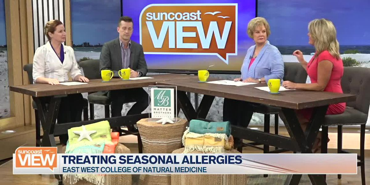 East West College of Natural Medicine Explains How They Treat Allergy Symptoms | Suncoast View