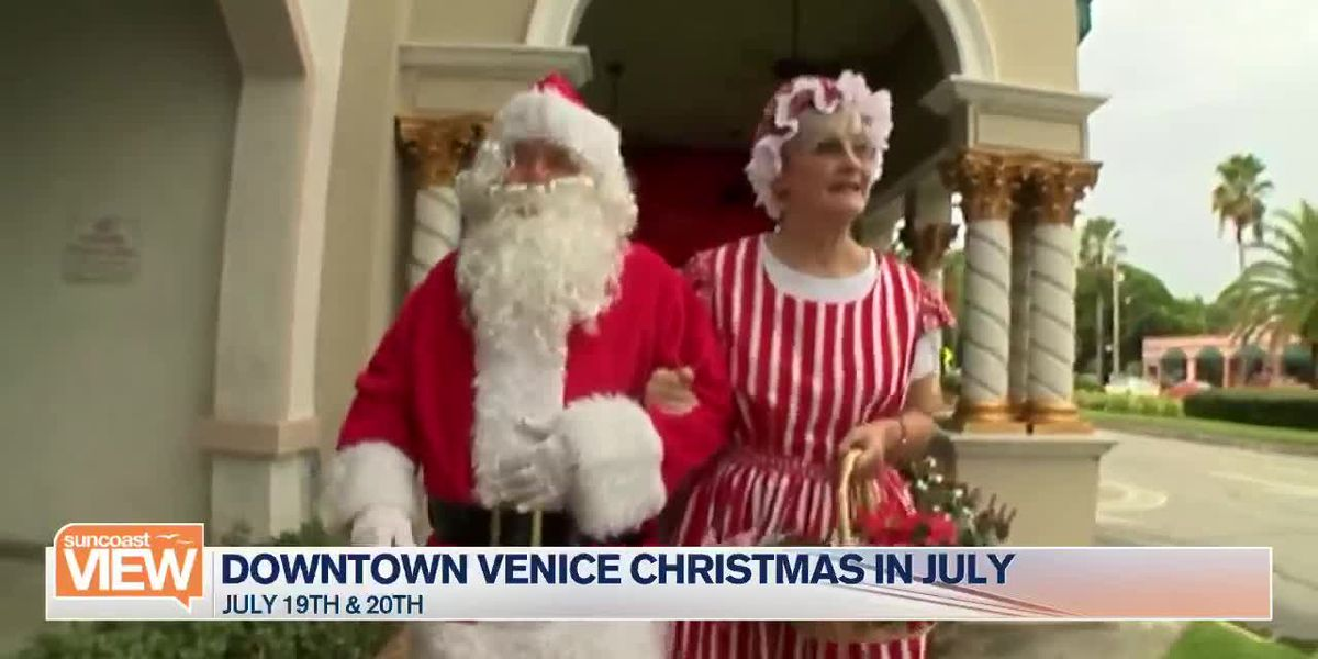 Linda Previews Fun Events for the Weekend | Suncoast View