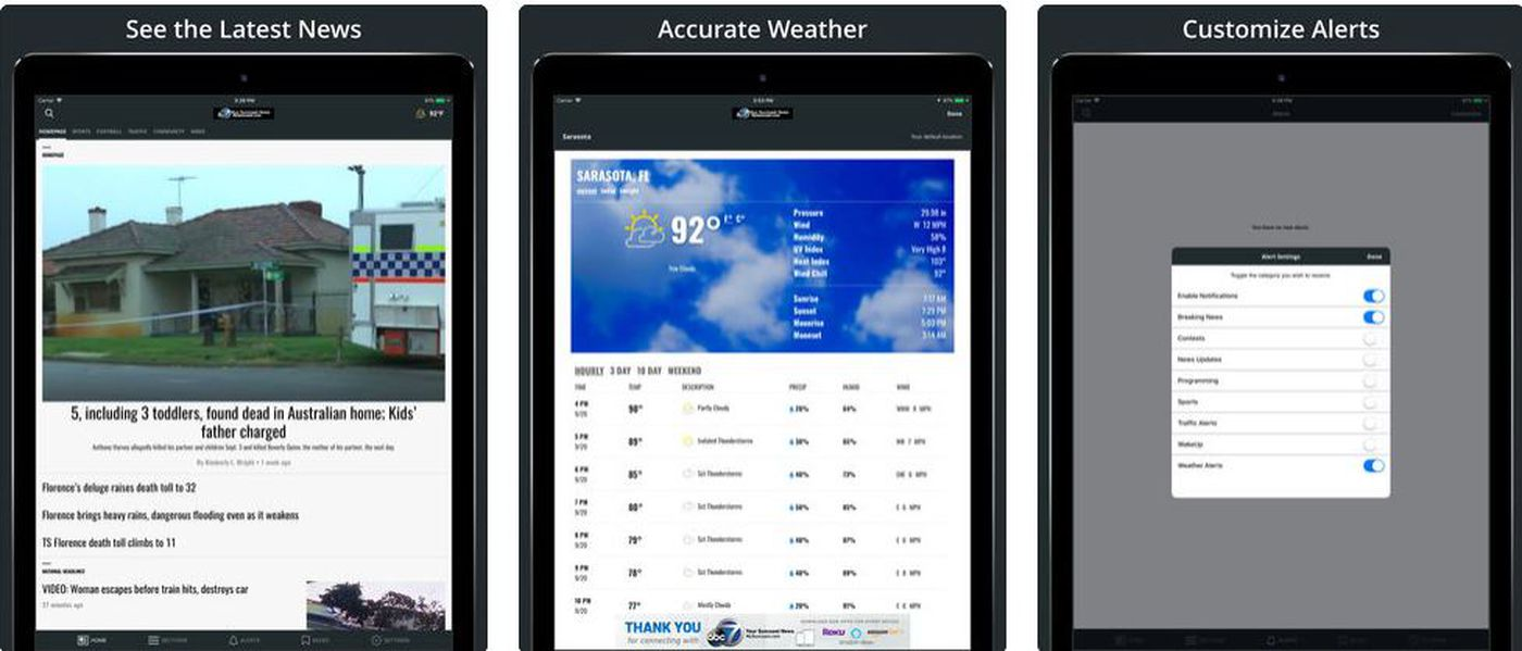 Did you download ABC7's News or Weather App yet?