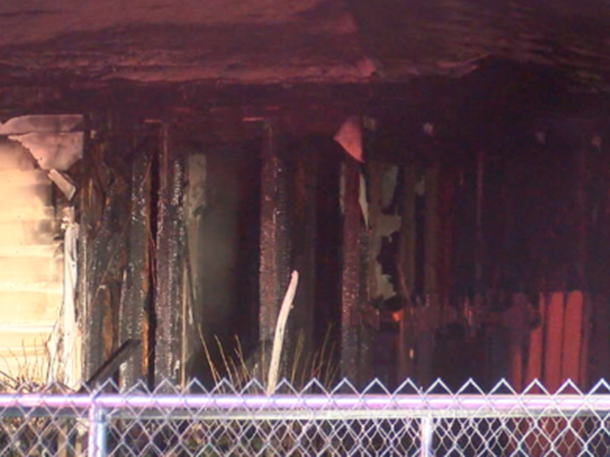 Officials: Animal died, four adults displaced after fire started from a dryer in a Bradenton home