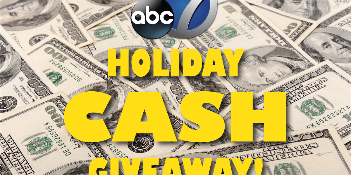 ABC7's Holiday Cash Giveaway