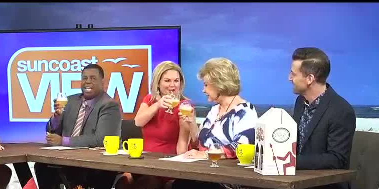 We Taste-Test Cool New Drinks from Calusa Brewing | Suncoast View