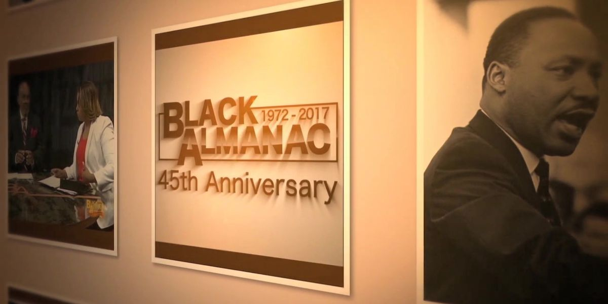Video: Black Almanac - Sunday October 28, 2018