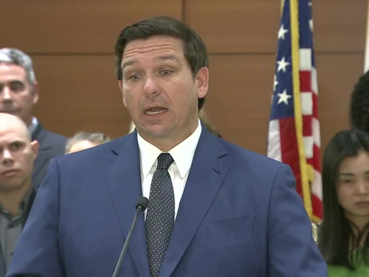 Gov. DeSantis signs bill to create agricultural hemp program
