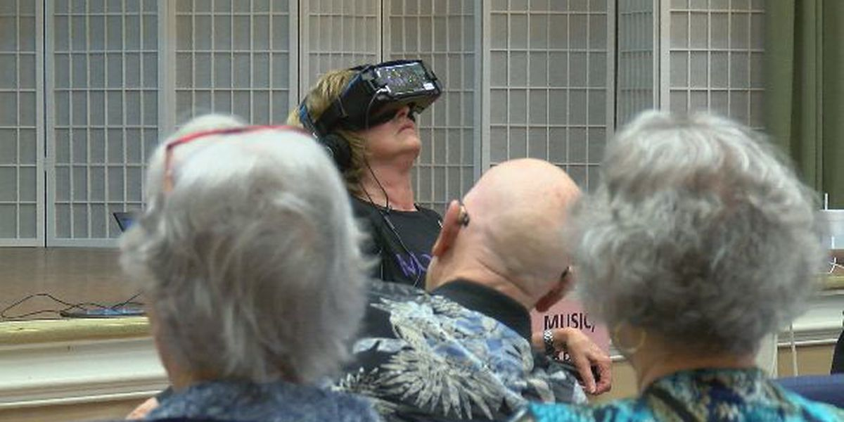 Bradenton seniors go on new adventures, including skydiving and flying to outer space