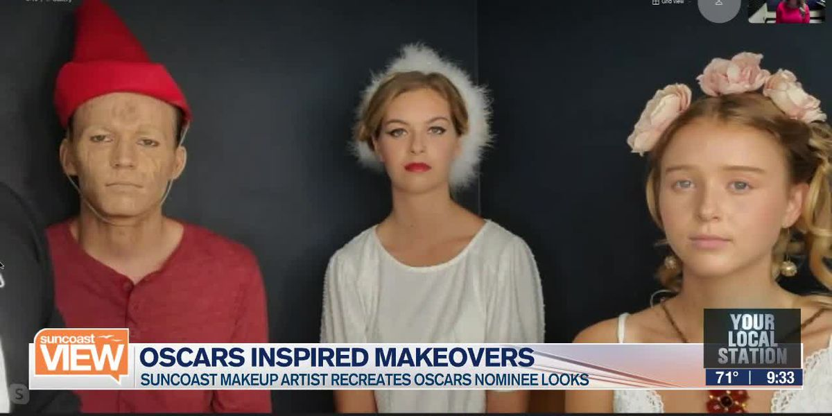 The impact of makeup in film | Suncoast View