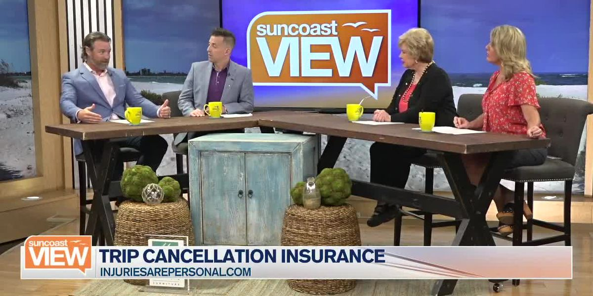 Carl Reynolds Law Explains How Trip Cancellation Insurance Works | Suncoast View