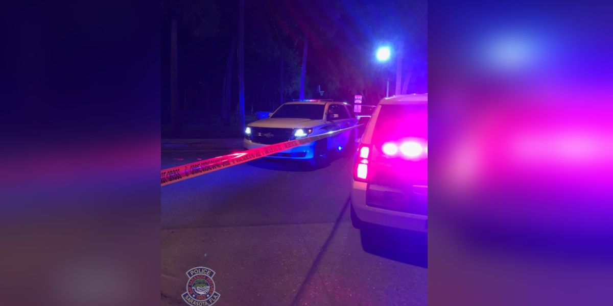 16-year-old charged in Sarasota shooting that left two people, including a teen, in critical condition