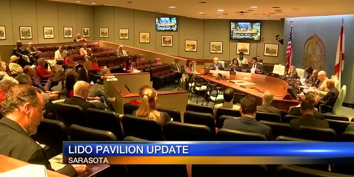 Commissioners vote to terminate contract with Lido Pavilion developers