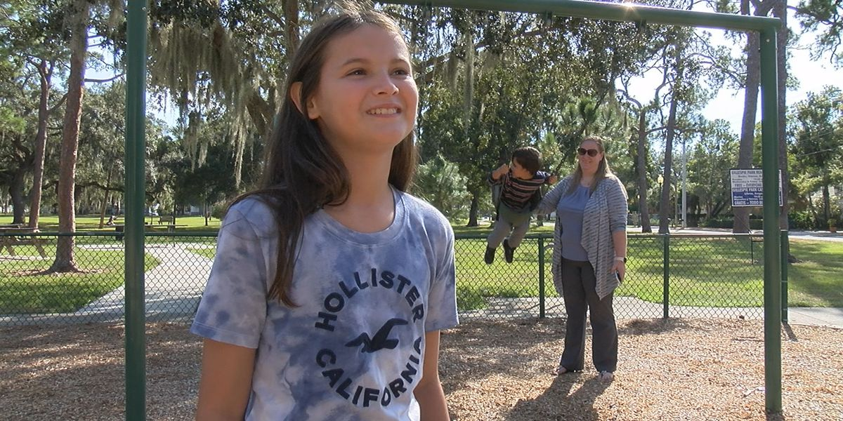 11-year-old Sarasota girl aims to get law passed mandating infant cardiac screenings in Florida