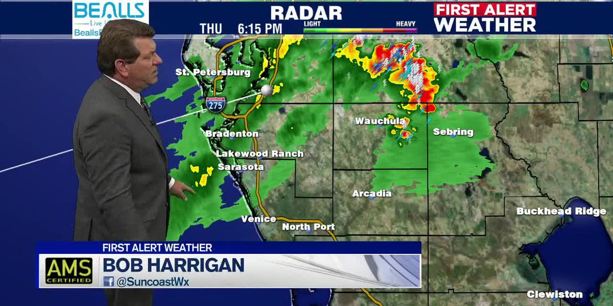 First Alert Weather - 6:00pm July 18, 2019