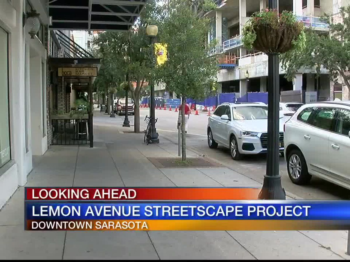 Lemon Avenue streetscape project is set to begin