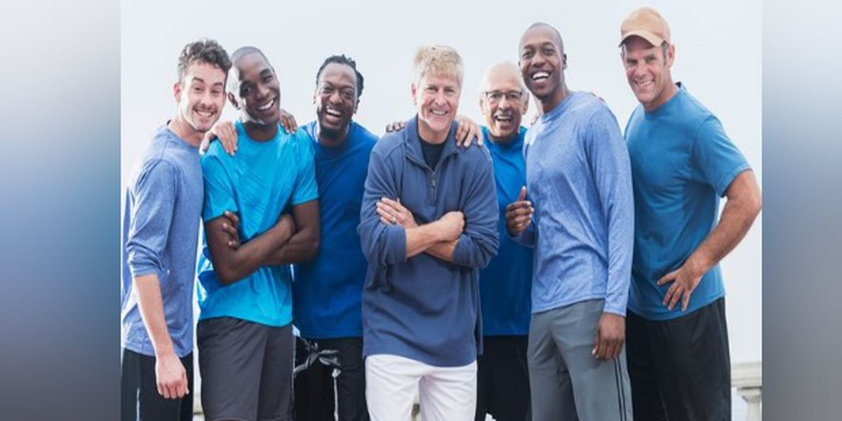 WEAR BLUE! Manatee Memorial wants to bring awareness to men's health