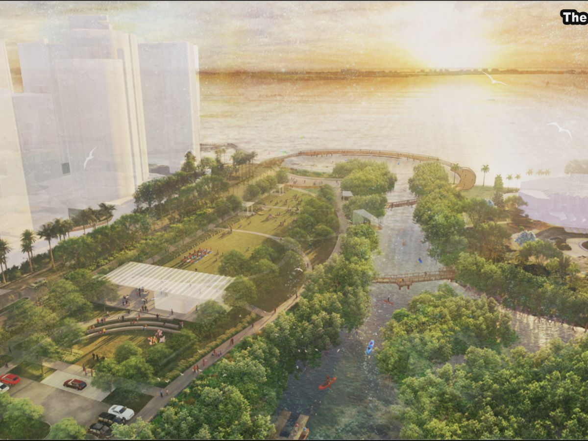 Sarasota City Commission gives The Bay another go-ahead for Phase One of project