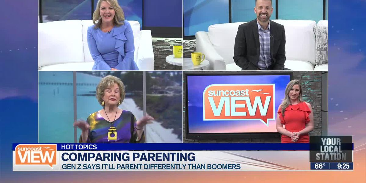 HOT TOPIC: Gen Z parenting advice | Suncoast View