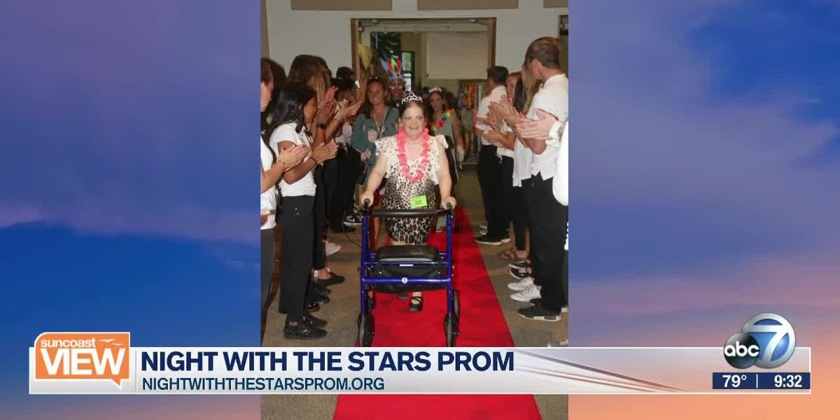 Night with the Stars: Special needs prom | Suncoast View