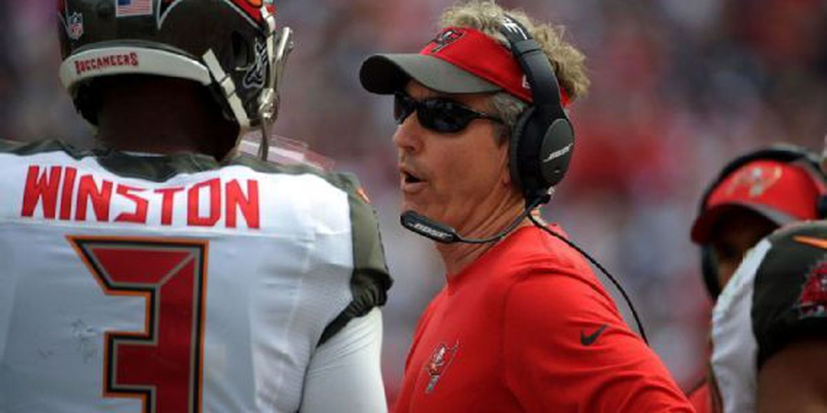 Koetter will coach Bucs' in 2018