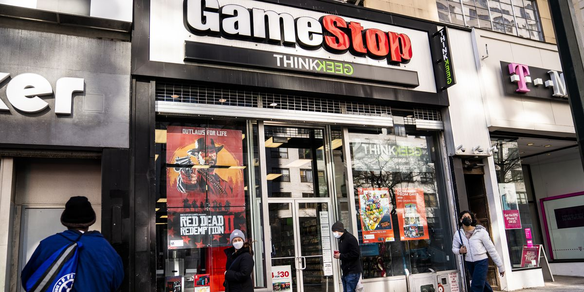 Game on, again: GameStop surges and no one truly knows why