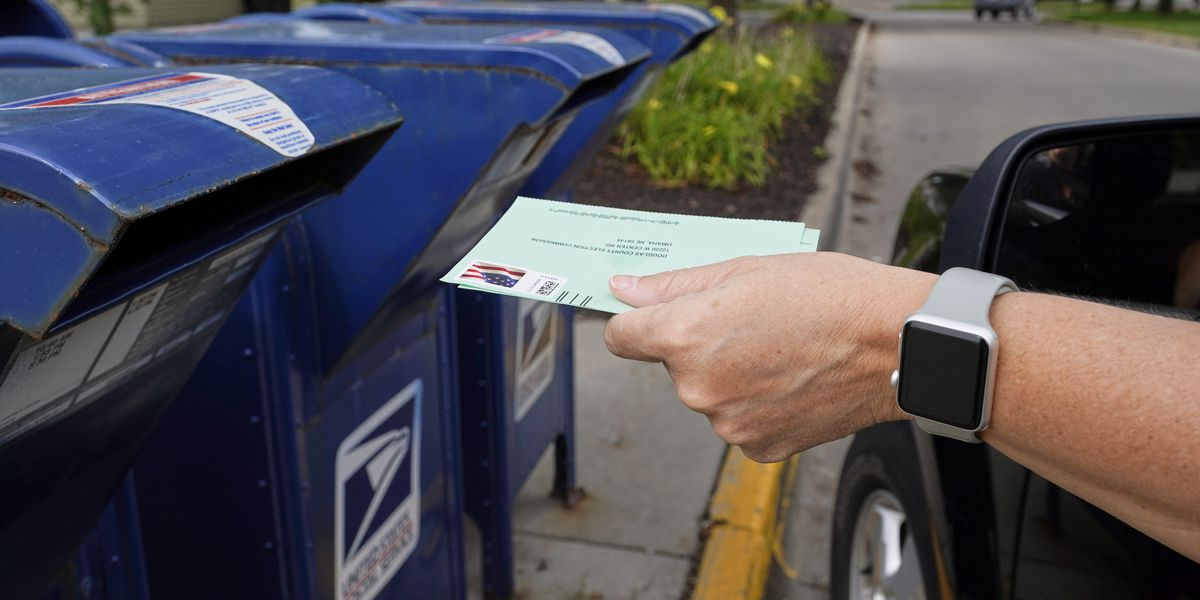 Worried about mailing your ballot? Here's what postage you will need