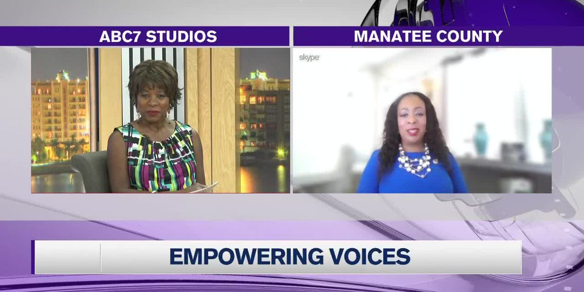 NAACP'S Tarnisha Cliatt Helps Connect Students With At Home Learning Resources