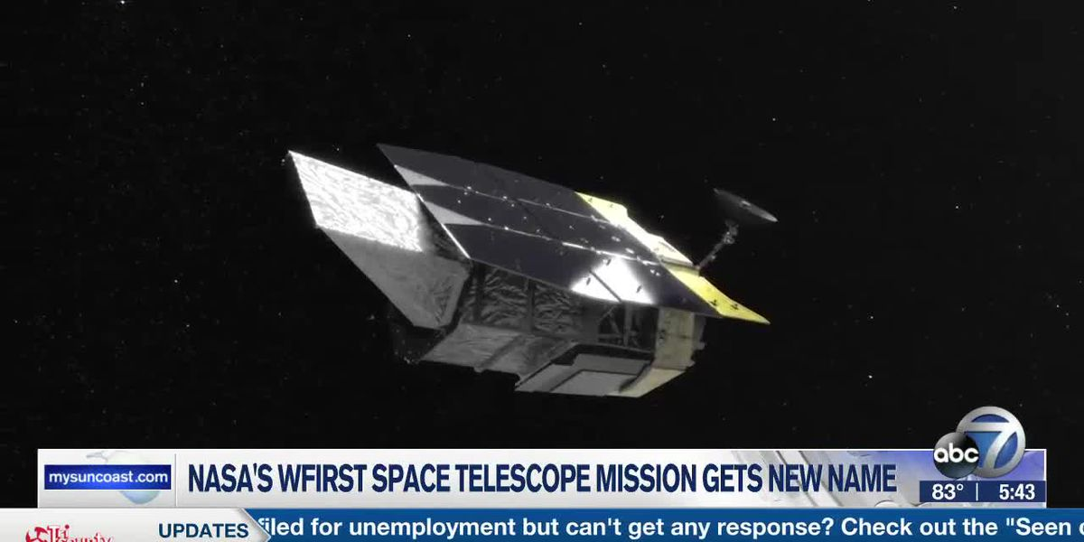NASA Telescope WFIRST renamed after 'Mother of Hubble' Nancy Grace Roman