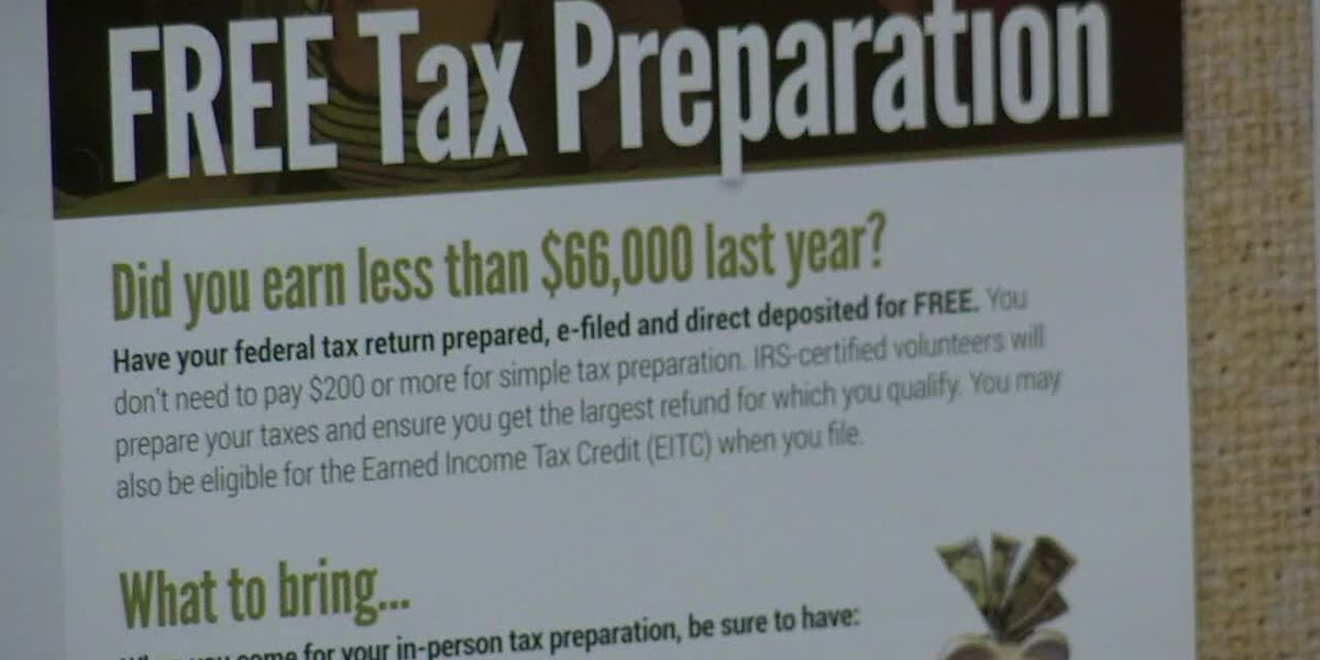 Make less than $66K a year? Here's how to get your taxes filed for free