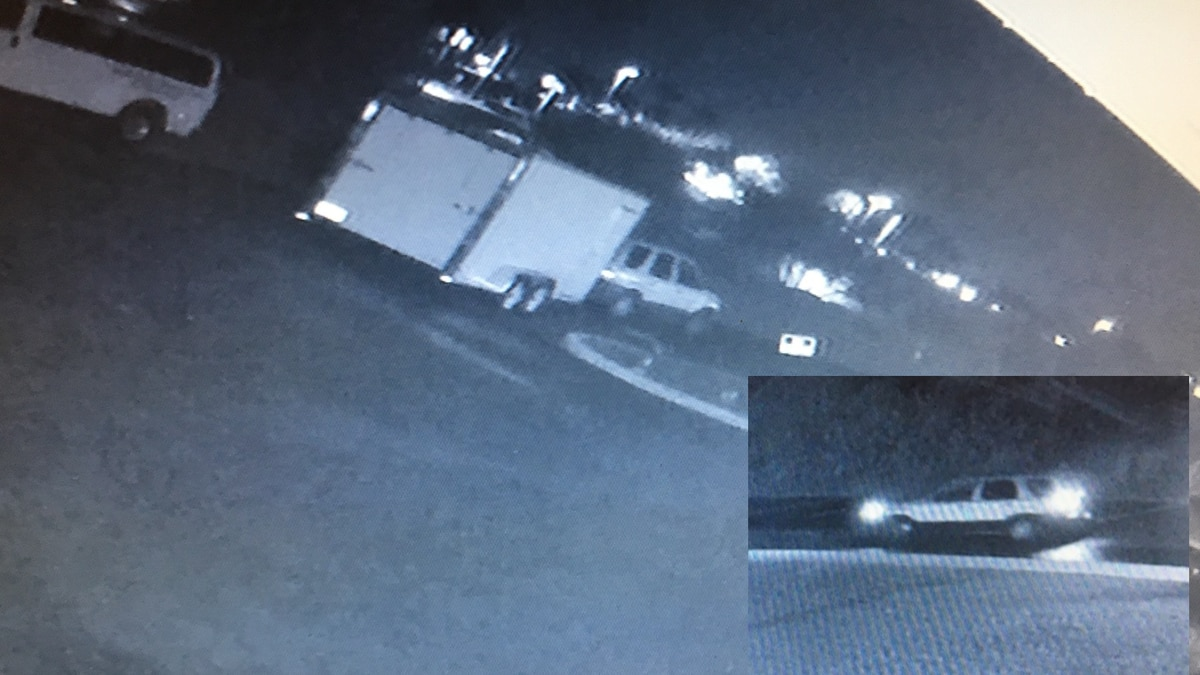Trailer filled with Boy Scout gear stolen from church parking lot