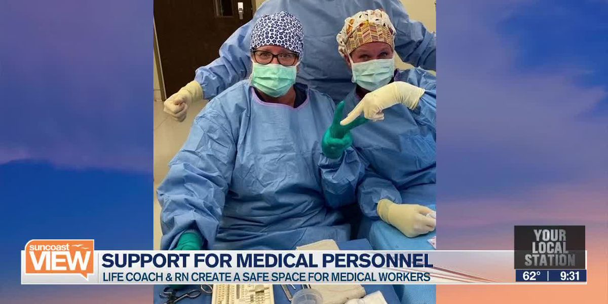 Suncoast support group for medical workers| Suncoast View