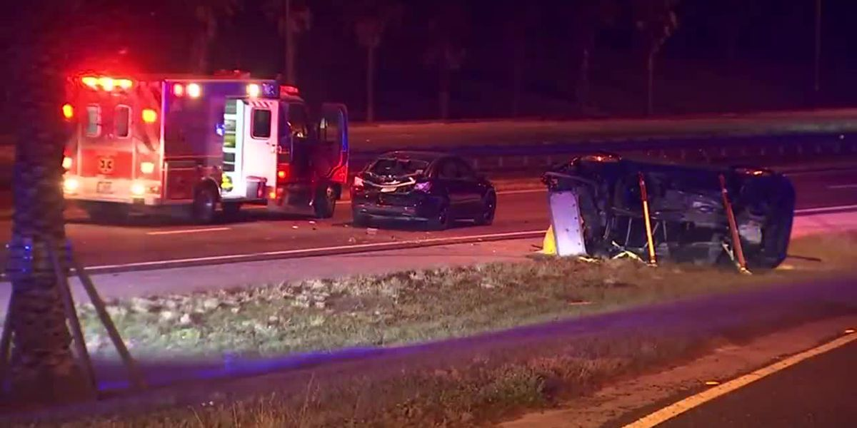 3 members of Massachusetts family killed in Florida crash