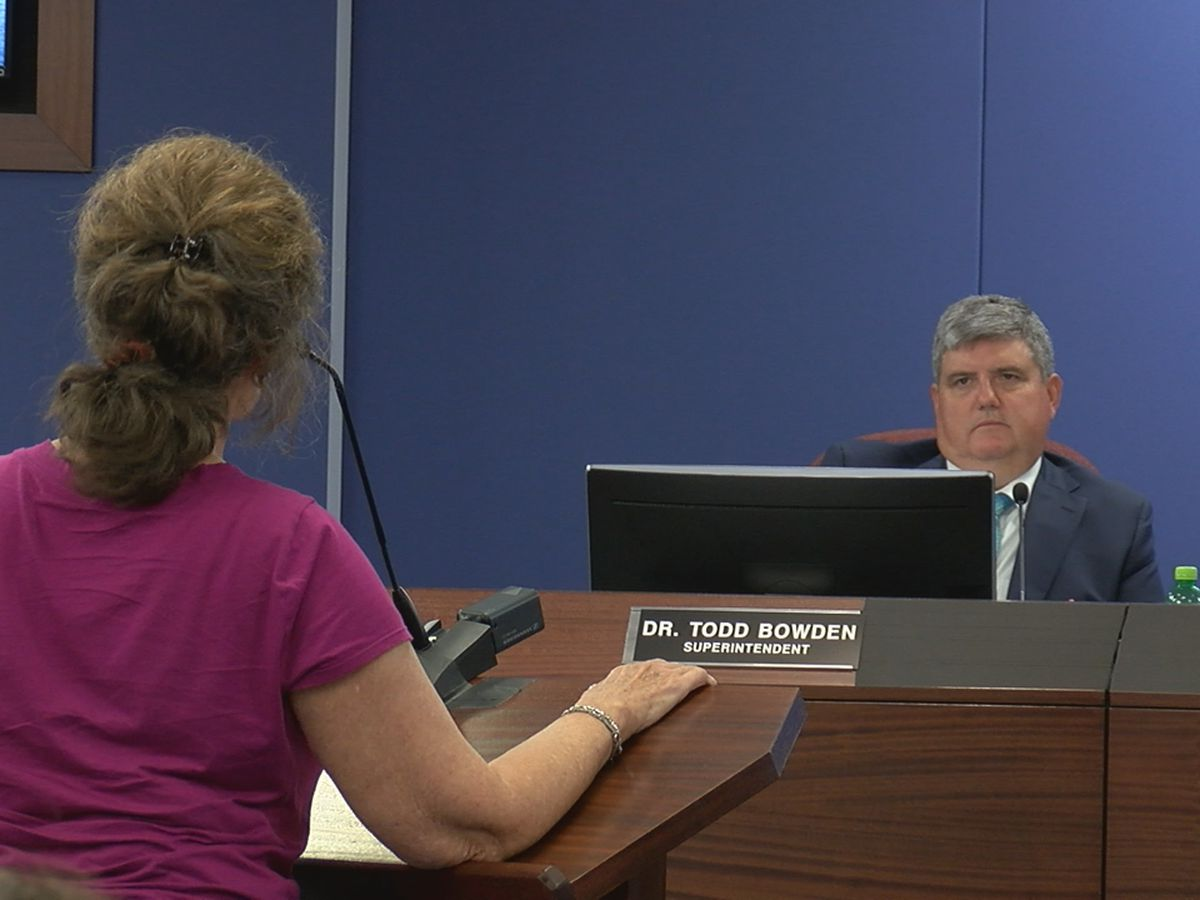 Sarasota County School Board and Superintendent Todd Bowden reach mutual separation agreement