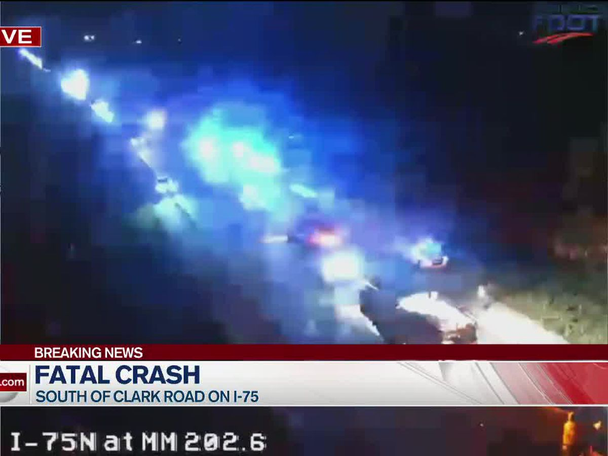 Driver killed in I-75 crash after losing control of vehicle
