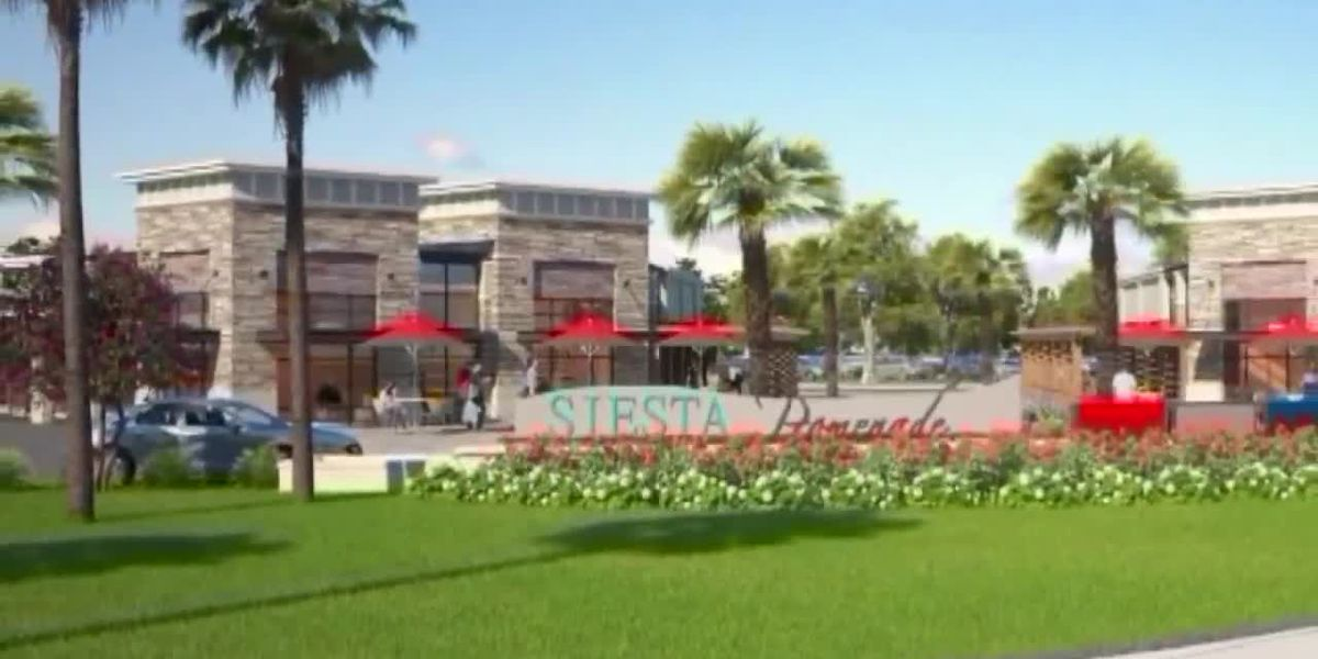 Siesta Promenade Project set to go underway despite petitions from citizens