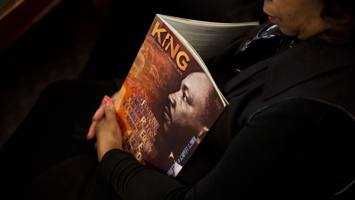 Martin Luther King Jr. Day: Faith, politics mix on holiday