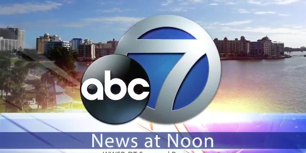 ABC 7 News at 12:00pm - Wednesday July 17, 2019