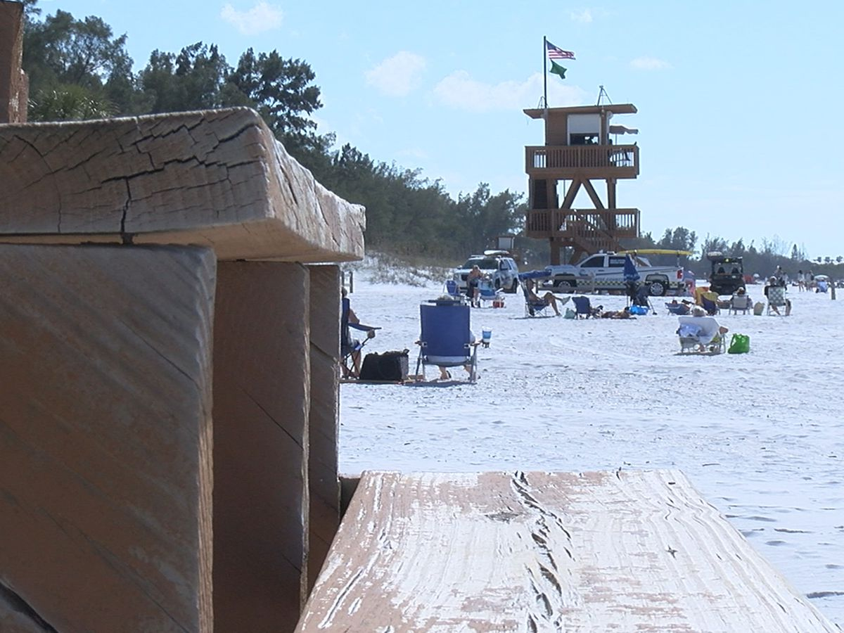 Manatee County Commissioners approve 11 new lifeguard towers