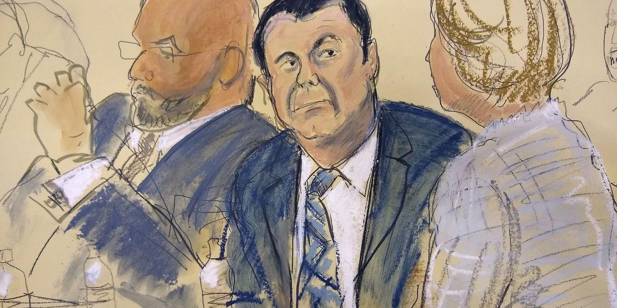Cartel member testifies against 'El Chapo' at US trial