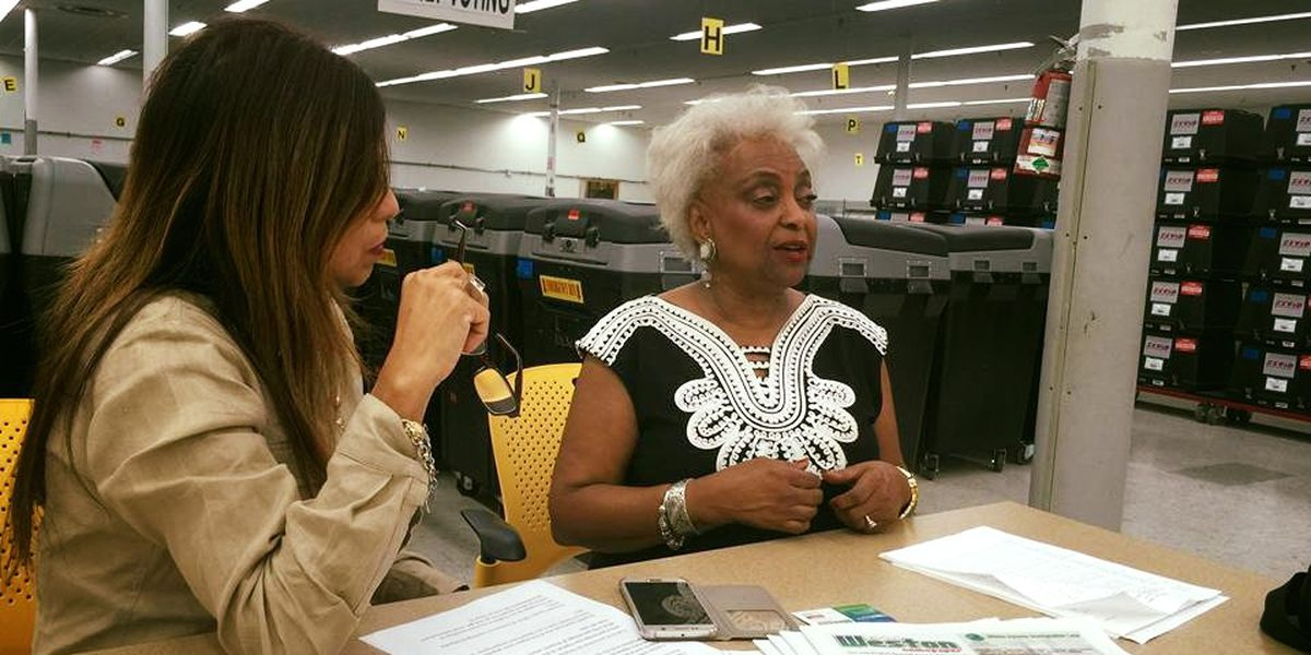 Broward County elections supervisor with checkered past in eye of vote storm