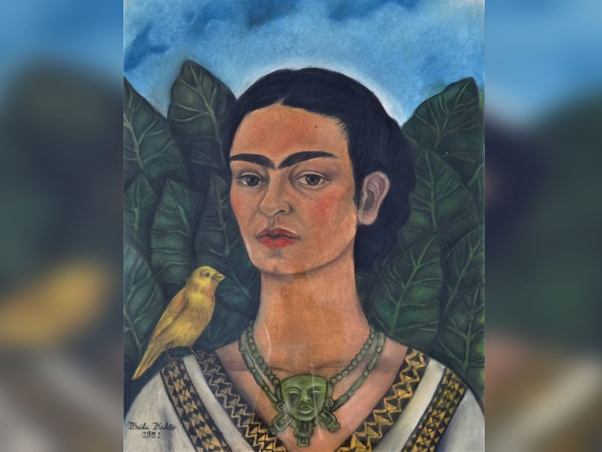 3 Frida Kahlo self-portraits to be auctioned in Sarasota