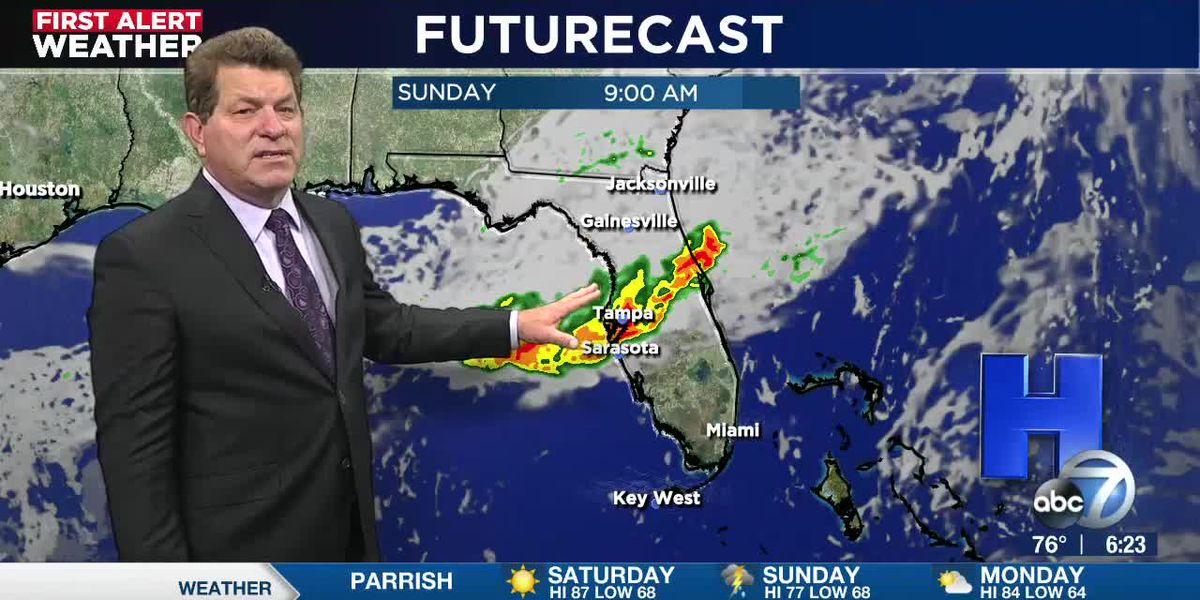 First Alert Weather - 6pm April 9, 2021
