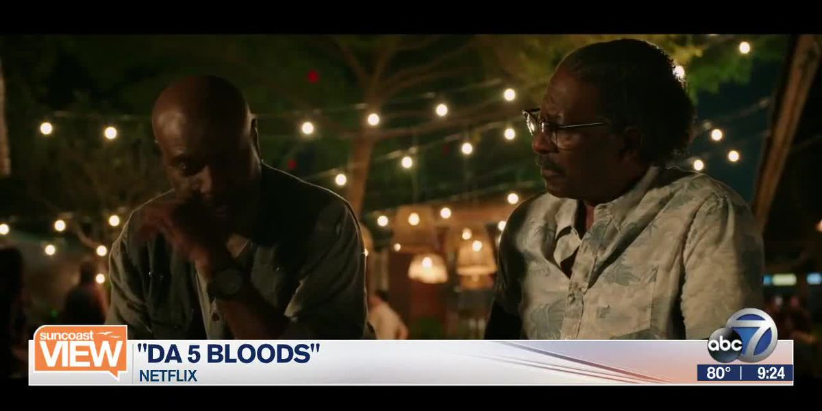 "Weekend movies: ""Da 5 Bloods,"" ""7500,"" & ""You Should Have Left"""