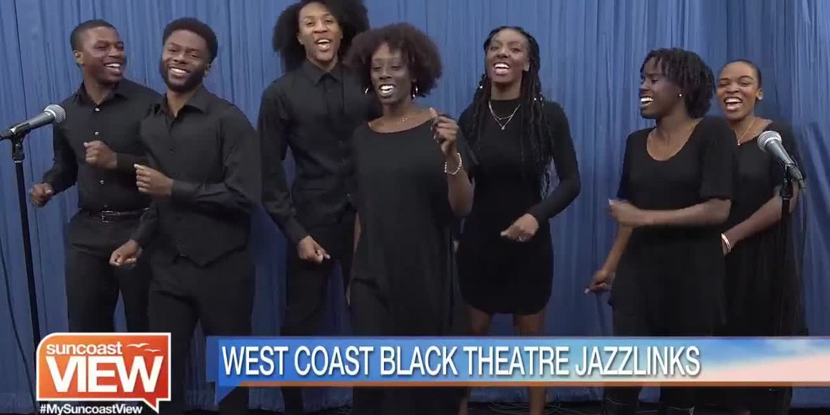 West Coast Black Theatre's Jazzlinks Show How They Teach History to Students in a New Way | Suncoast View