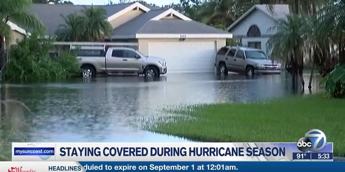 Hurricane season is in full swing: Why you should review your homeowners insurance policy to see if you are completely covered